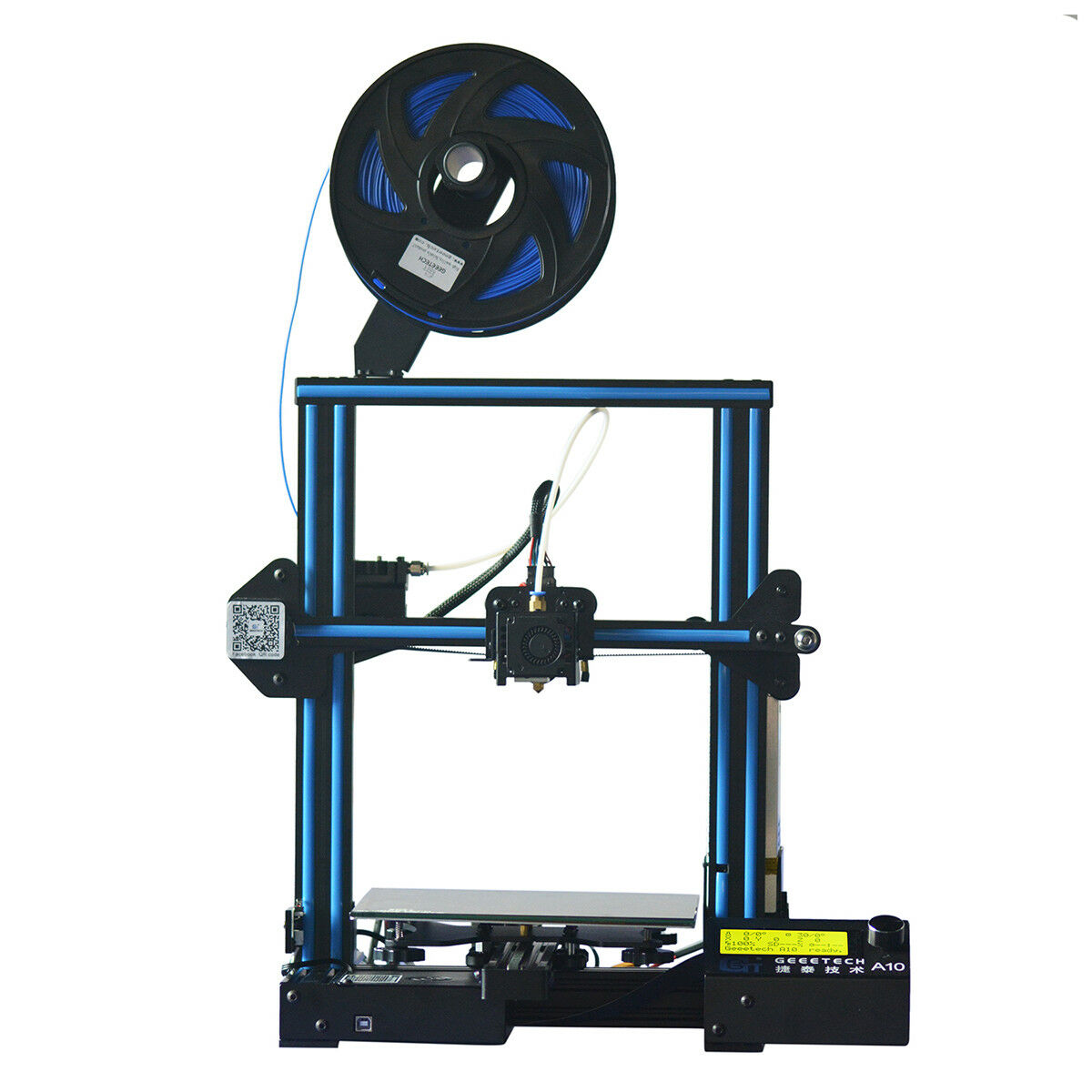 Geeetech A10 3D Printer Newest Version  Open Source GT2560 Easy Assembly in US a10 assembly easy Geeetech gt2560 newest printer source