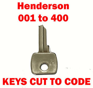 2-x-Henderson-001-to-400-Garage-Door-Replacement-Keys-Cut-to-Code