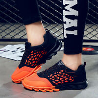 New Men's Cross Trainers Breathable Sneakers Sport Athletic Casual Running Shoes