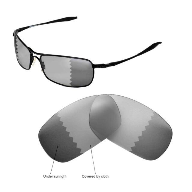 fc45a8fa69 New Walleva Polarized Transition Photochromic Lenses For Oakley Crosshair  2.0