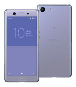 SONY XPERIA ACE ANDROID SMARTPHONE sim free PURPLE SO-02L JAPAN