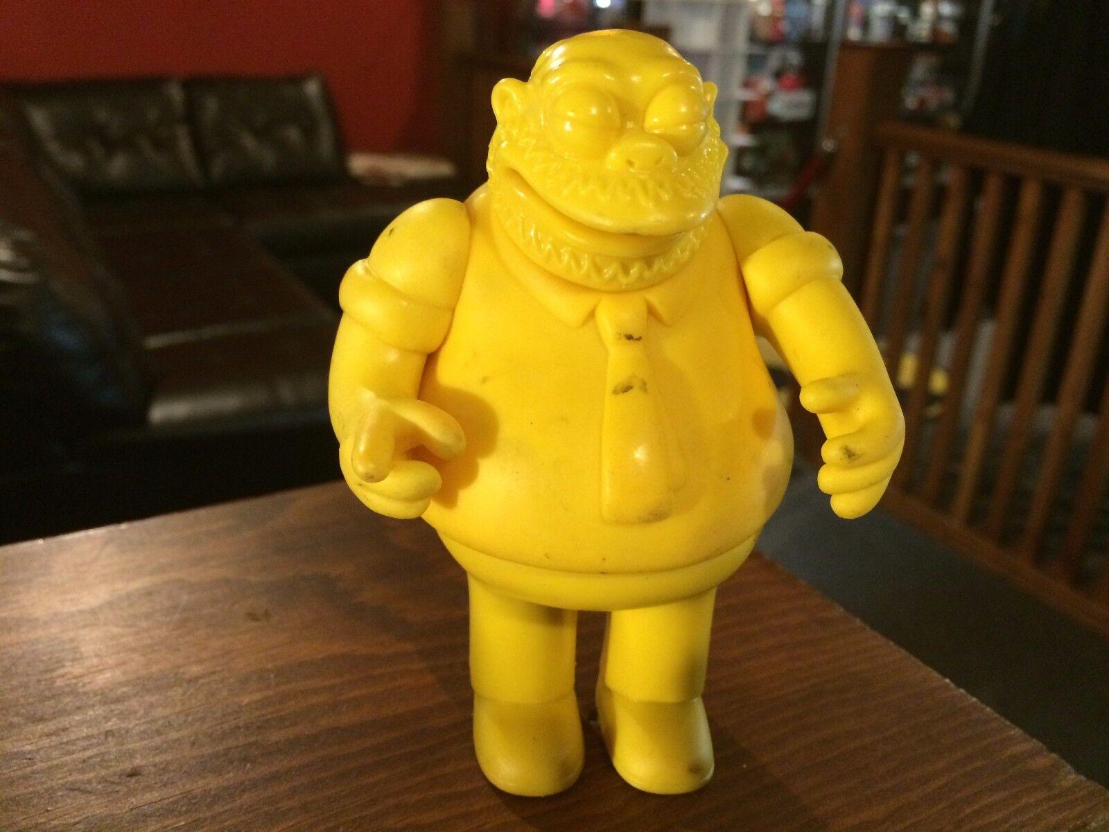 calidad oficial Projootipo de prueba de de de disparo Figura 2002 Jugarmates Simpsons S10 Marvin Monroe típico 56  distribución global