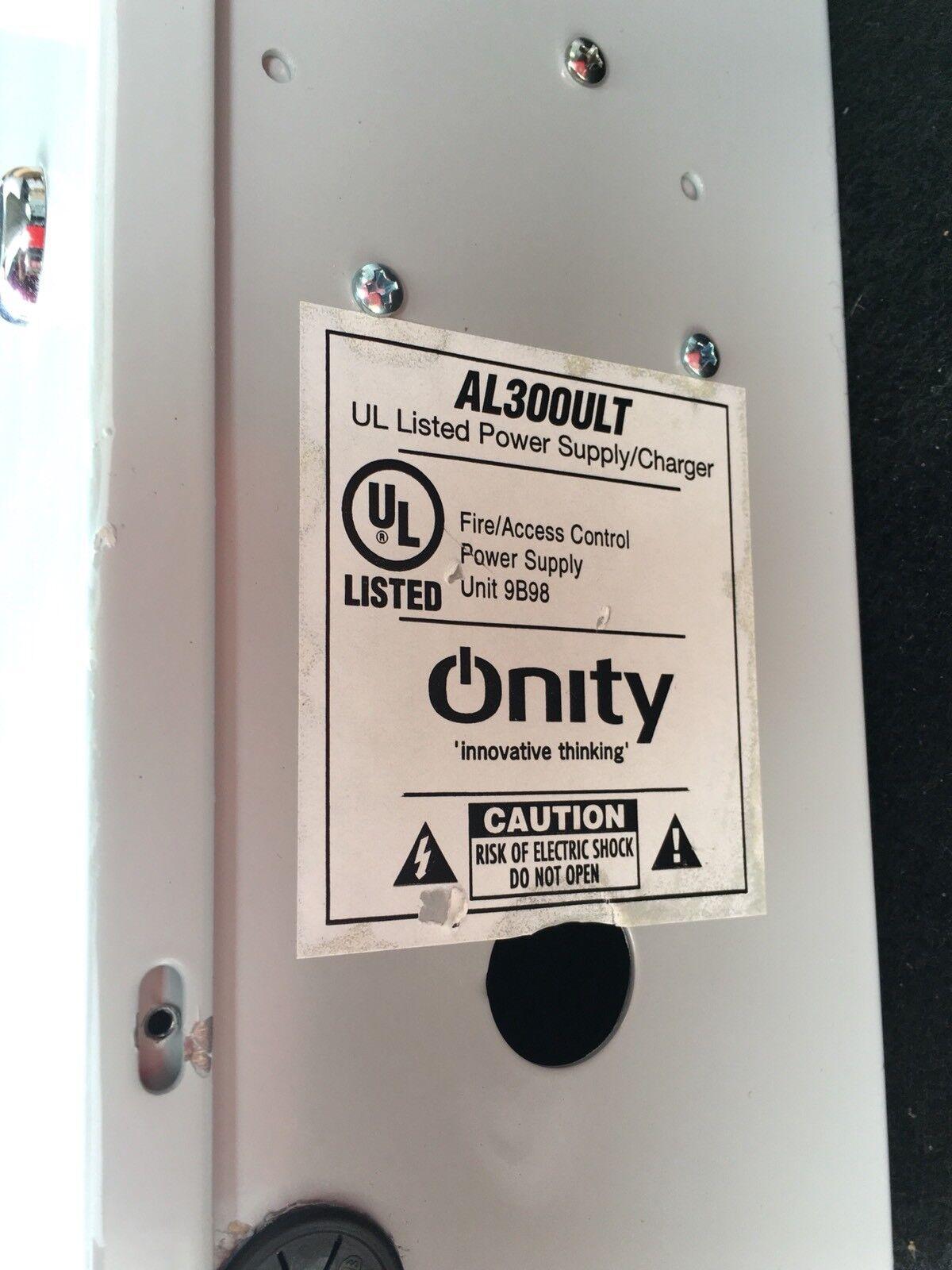 Onity//TESA AL175ULT Security Access Control Power Supply