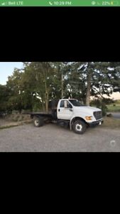 Ford F 650 Roll Off