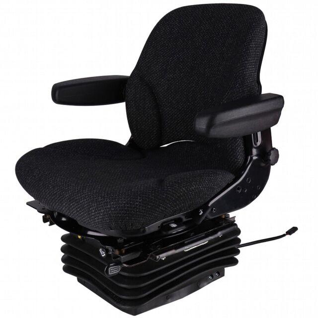 Tractors AMIH1086BV Seat Back Black Vinyl for International 786 886 986 1086