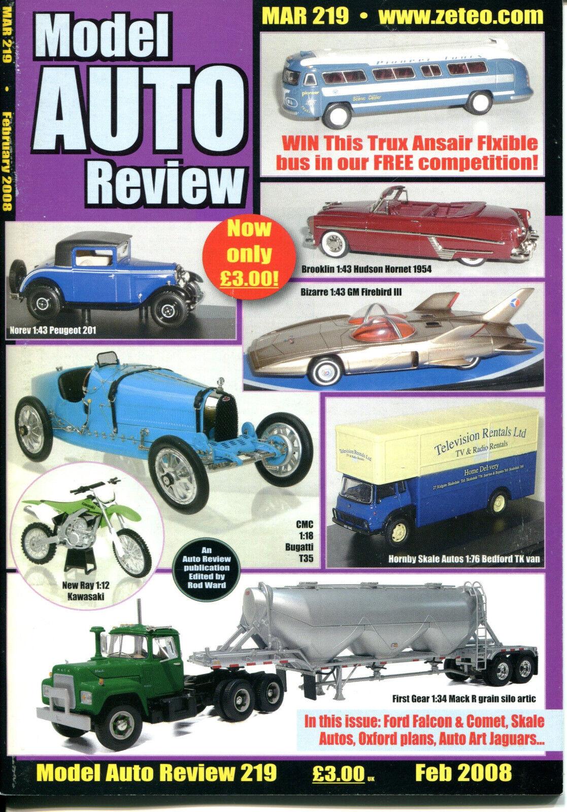 modello AUTO REVIEW (MAR) Magazine (2008) specialee Bundle Offer  - 10 nuovo ISSUES   promozioni eccitanti