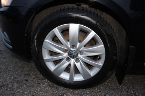 VW Passat 2,0 TDi 140 Comfortl. Vari. BMT billede 4