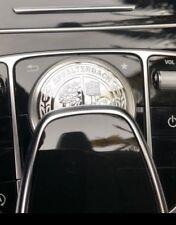 AMG  Emblem Mercedes Benz Logo Controller Mittelkonsole