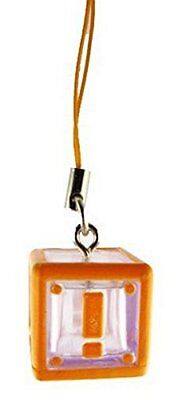 Super Mario 3D Land Icon Danglers Approx.75 inch Keychain Fig-Music Jump Block