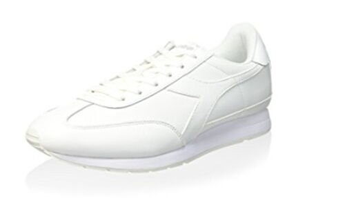 Diadora Leather Speed Damen Weiß Sneaker pcZrqpPX