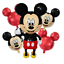 Disney-Mickey-Minnie-Mouse-Birthday-Foil-Latex-Balloons-1st-Birthday-Baby-Shower thumbnail 10