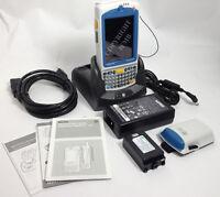 Symbol Motorola Mc75a0-h80swqqa9wr Mc75a Wireless Barcode Scanner Wifi Mc75