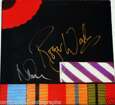PINK FLOYD HAND SIGNED AUTOGRAPHED THE FINAL CUT ALBUM! RARE! EXACT PROOF + COA!