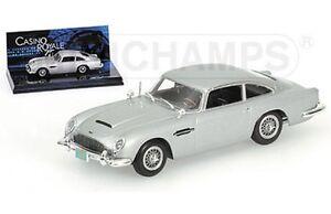 Minichamps-James-Bond-007-modellini-di-automobili-LOTUS-ESPRIT-DB5-2000GT-Mustang-Vanquish