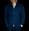 maglione-cardigan-uomo-classico-lana-cachemire-girocollo-zip-regular-fit-bottoni miniature 2