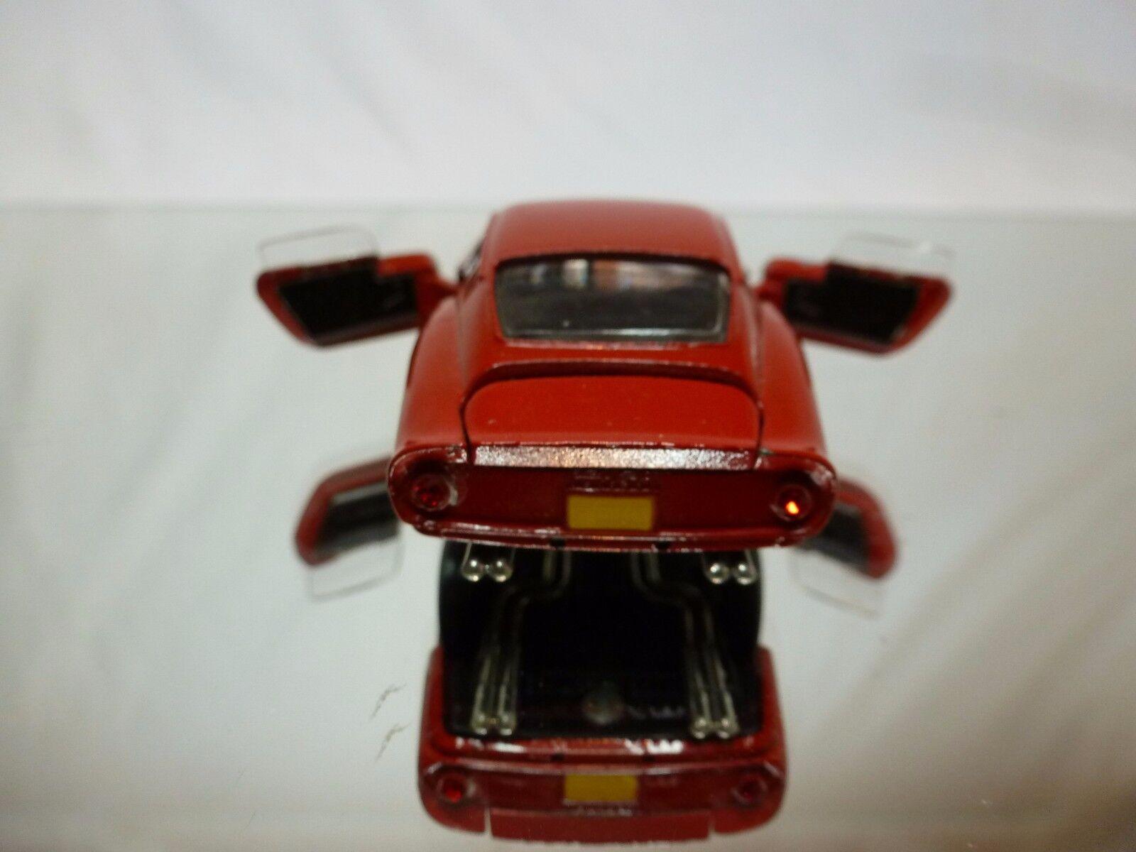 DINKY TOYS 506 - FERRARI 275 GTB - - - RED 1 43  - GOOD CONDITION 8bce21