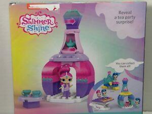Shimmer and Shine Tea Party Palace Mega Bloks Blocks Nickelodeon FREE SHIPPING