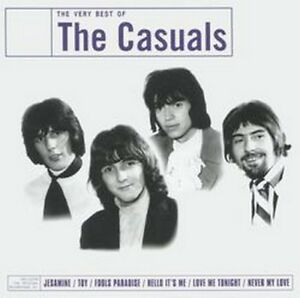 The-Casuals-The-Very-Best-Of-NEW-CD