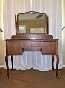 1800 S Antique Vanity Desk Furniture