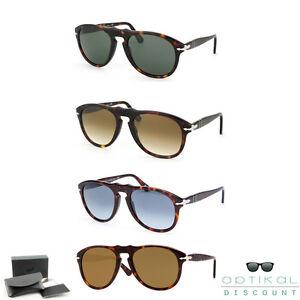 PERSOL-PO-0649-24-51-54-occhiali-da-sole-sunglasses-sonnenbrille-OFFERTA