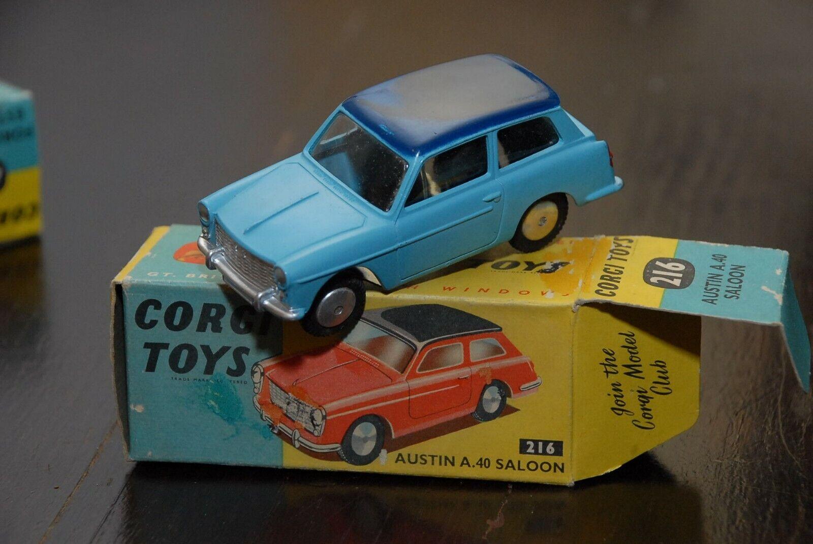 Corgi toys AUSTIN A.40