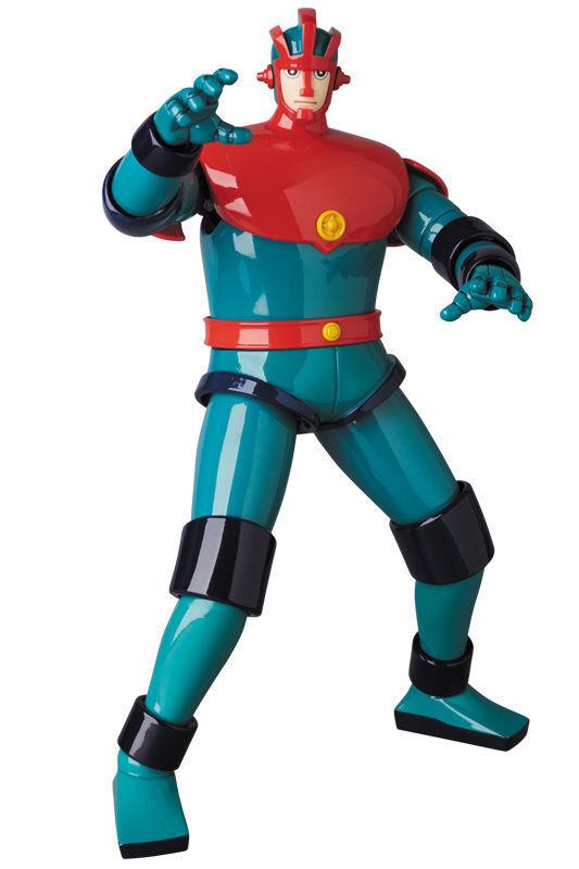 Medicom Toy CARBOTIX Astroganger Figure 5PRO STUDIO Fake Farbe Ver. Japan RARE