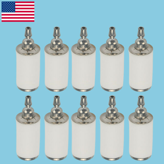 10x 530095646 Fuel Filters For Weedeater Poulan Chainsaw Husqvarna Craftsman USA