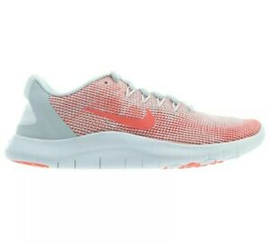 Details about Nike Flex 2018 RN Womens AA7408 009 Hot Pink White Running Shoes Size 12