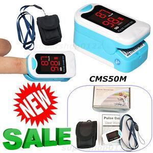 LED-Oximetro-de-pulso-Pulsioximetro-Blood-Oxygen-Monitor-Spo2-Pulse-Oximeter-new