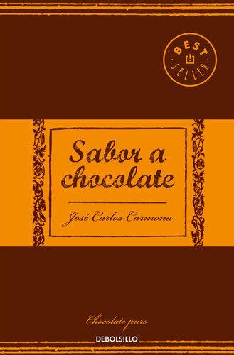 SABOR A CHOCOLATE. NUEVO. Envío URGENTE. NOVELA (IMOSVER)