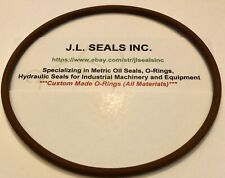Viton Heat Resistant Brown O-rings  Size 117      Price for 10 pcs