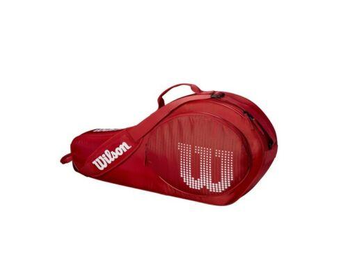 Wilson Junior 3 Pack Tennistasche