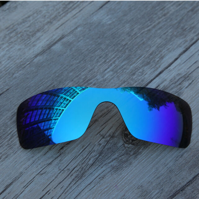 27c2cd8851 New Polarized Replacement lenses for-Oakley Batwolf Sunglasses ice blue