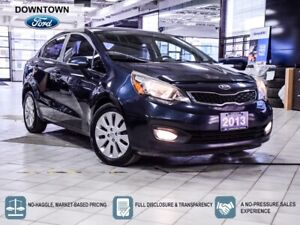 2013 Kia Rio EX|MOONROOF|HEATED SEATS|REVERSE CAMERA|MANUAL