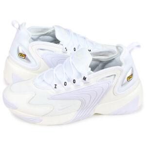 NIKE-WMNS-ZOOM-2K-Scarpe-Sneakers-Donna-SAIL-WHITE-AO0354-101
