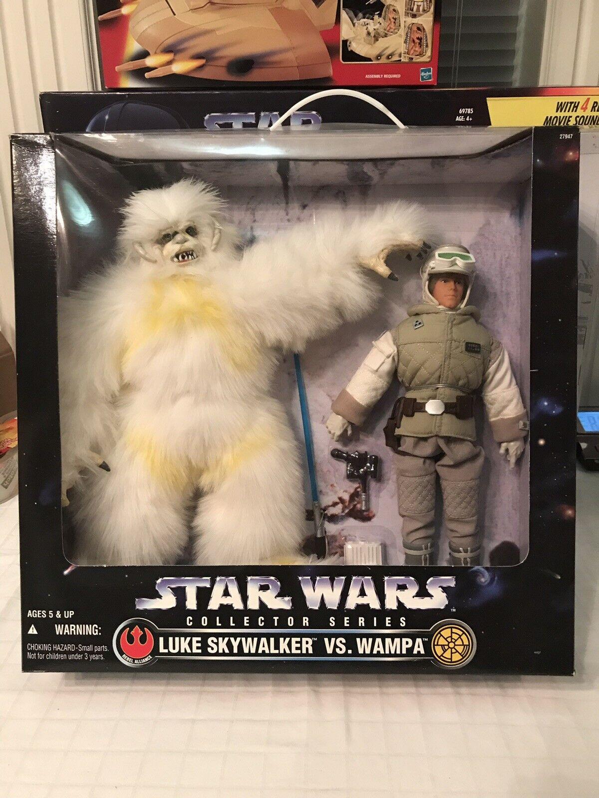 Star wars - serie luke skywalker vs. wampa