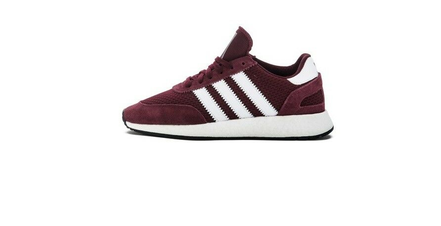 ADIDAS NEW SNEAKERS D97210 BUGUNDY SHOES