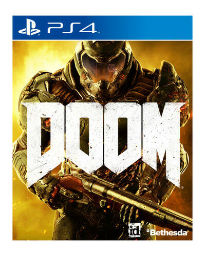 DOOM (PlayStation 4, 2016)