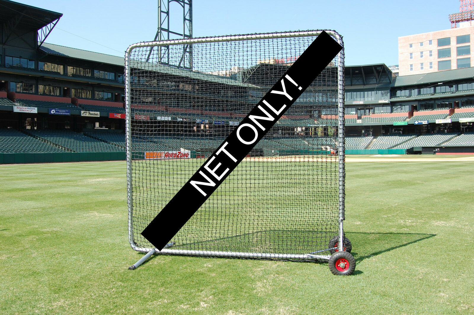 ProCage™ 10ftx10ft Pro Screen Net & Frame
