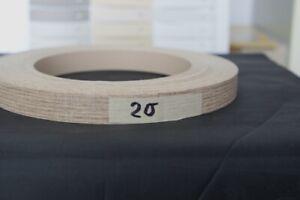 25 m Rolle Hellgrau 19 x 1,0 mm SK ABS Kante Umleimer