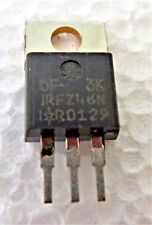 TO-220AB 100 pieces 10A 100V INTERNATIONAL RECTIFIER IRL520NPBF N CH MOSFET
