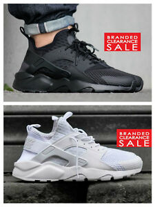 hot sale online f0acc 1cdb8 Image is loading BNIB-New-Men-Nike-Air-Huarache-Run-Ultra-