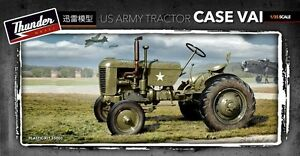 Thunder-Model-35001-1-35-U-S-Army-Tractor-Case-VAI-Model-kit-new-in-box