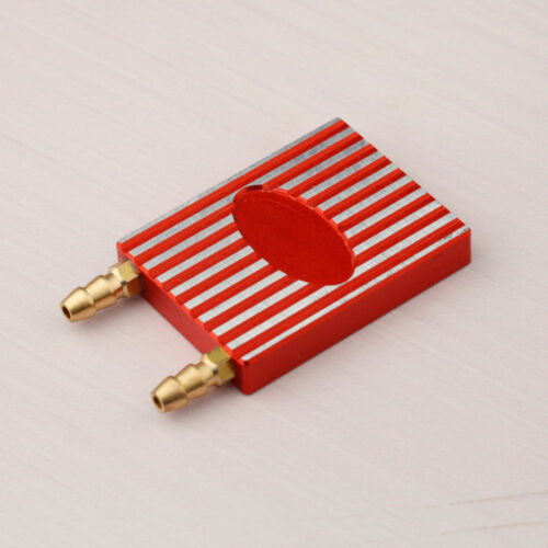 VXP Racing Water Cooling Plate for ESC 42 x 32mm Orange Electric RC Boat 1358