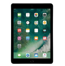 "Apple iPad 9.7"" 128GB Space Gray Wifi 5th Gen MP2H2LL/A 2017 Model"