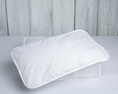 Anti Allergy Merino Cot Bed Duvet Quilt and flat soft cot bed pillow