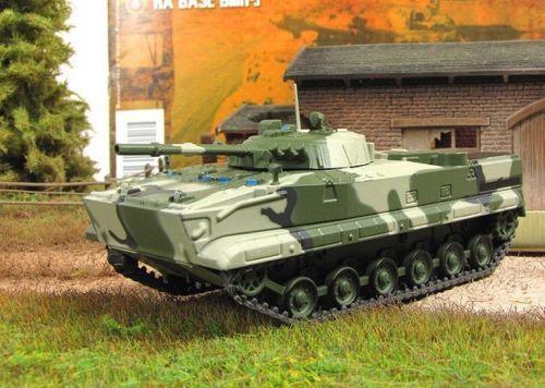 1/72 BMP-3 Soviet Armoured Personnel Carrier Diecast model 107 Eaglemoss