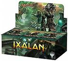 Two Magic The Gathering MTG Ixalan Booster Boxes Factory S&h