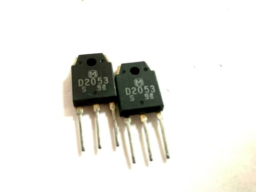 "2SD2053 /""Original/"" Mitsubishi Transistor NPN FREE US Shipping LOT OF 5"