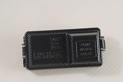 jdm honda civic ek9 ek4 ek3 oem relay fuse box cover in. Black Bedroom Furniture Sets. Home Design Ideas